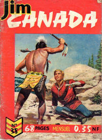 Cover Thumbnail for Jim Canada (Impéria, 1958 series) #38
