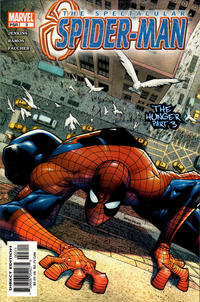 Cover Thumbnail for Spectacular Spider-Man (Marvel, 2003 series) #3 [Direct Edition]