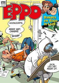 Cover Thumbnail for Eppo Stripblad (Uitgeverij L, 2018 series) #6/2020