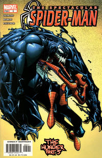 Cover Thumbnail for Spectacular Spider-Man (Marvel, 2003 series) #5 [Direct Edition]