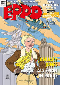 Cover Thumbnail for Eppo Stripblad (Uitgeverij L, 2018 series) #5/2020