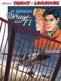 """Cover Thumbnail for """"Classic"""" Tanguy en Laverdure (Arboris, 2017 series) #1 - De bedreigde Mirage F1"""
