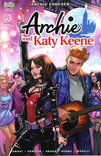 Cover Thumbnail for Archie (Archie, 2015 series) #712 (3)