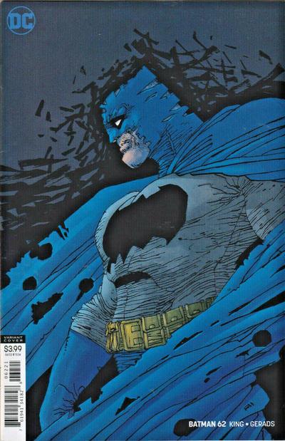 Cover for Batman (DC, 2016 series) #62