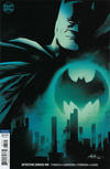 Cover for Detective Comics (DC, 2011 series) #981 [Rafael Albuquerque Cover]