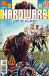 Cover for Hardware (DC, 1993 series) #14 [Direct Sales]