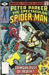 Cover for The Spectacular Spider-Man (Marvel, 1976 series) #30 [Direct]
