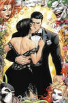 Cover for Batman (DC, 2016 series) #50 [Unknown Comic Books Tyler Kirkham Virgin Cover - Bruce and Selina]