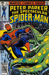 Cover for The Spectacular Spider-Man (Marvel, 1976 series) #31 [Direct]