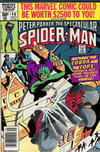 Cover Thumbnail for The Spectacular Spider-Man (1976 series) #46 [Newsstand]