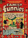 Cover for Family Funnies (Associated Newspapers, 1953 series) #34