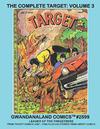 Cover for Gwandanaland Comics (Gwandanaland Comics, 2016 series) #2599 - The Complete Target: Volume 3