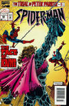 Cover Thumbnail for Spider-Man (1990 series) #60 [Newsstand]