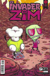 Cover Thumbnail for Invader Zim (2015 series) #50 [Cover B]