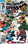 Cover Thumbnail for The Spectacular Spider-Man (1976 series) #170 [Newsstand]