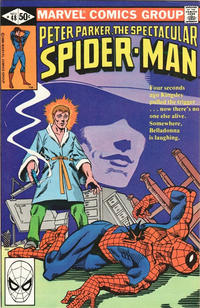 Cover Thumbnail for The Spectacular Spider-Man (Marvel, 1976 series) #48 [Direct]