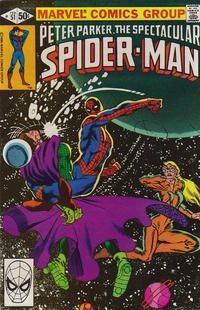 Cover Thumbnail for The Spectacular Spider-Man (Marvel, 1976 series) #51 [Direct]