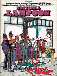 Cover Thumbnail for National Lampoon Magazine (21st Century / Heavy Metal / National Lampoon, 1970 series) #v1#39