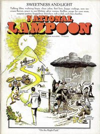 Cover Thumbnail for National Lampoon Magazine (21st Century / Heavy Metal / National Lampoon, 1970 series) #v1#36