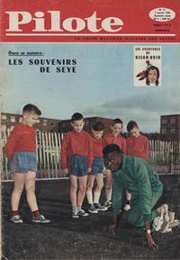 Cover Thumbnail for Pilote (Dargaud, 1960 series) #11