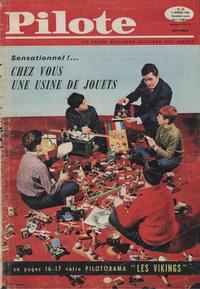 Cover Thumbnail for Pilote (Dargaud, 1960 series) #15