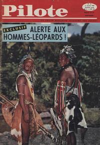 Cover Thumbnail for Pilote (Dargaud, 1960 series) #16
