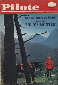 Cover Thumbnail for Pilote (Dargaud, 1960 series) #17