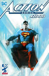 Cover Thumbnail for Action Comics (2011 series) #1000 [Bulletproof Comics Gabriele Dell'Otto Color Cover]