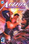 Cover Thumbnail for Action Comics (2011 series) #1000 [The Comic Mint Felipe Massafera Cover]