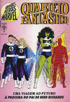 Cover for Grandes Heróis Marvel (Editora Abril, 1983 series) #25