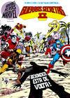 Cover for Grandes Heróis Marvel (Editora Abril, 1983 series) #27