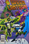 Cover Thumbnail for Green Lantern (1990 series) #59 [Newsstand]