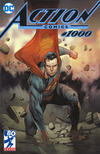 Cover Thumbnail for Action Comics (2011 series) #1000 [Midtown Comics Olivier Coipel Color Cover]