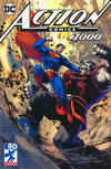 Cover Thumbnail for Action Comics (2011 series) #1000 [Torpedo Comics Jim Lee Tour Edition 2018 Cover]