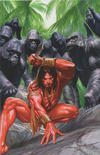Cover for Lord of the Jungle (Dynamite Entertainment, 2012 series) #1 [Dynamic Forces Exclusive Virgin Alex Ross]