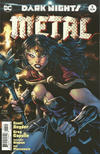 Cover Thumbnail for Dark Nights: Metal (2017 series) #5 [Jim Lee & Scott Williams Cover]