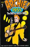 Cover Thumbnail for Archie 1955 (2019 series) #5 [Cover B Rick Burchett]