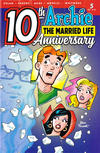 Cover for Archie: The Married Life - 10th Anniversary (Archie, 2019 series) #5