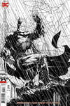 Cover for Justice League (DC, 2018 series) #1 [Jim Lee Black and White Variant Cover]