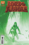 "Cover for Lord of the Jungle (Dynamite Entertainment, 2012 series) #6 [""Jungle Green"" Retailer Incentive Cover]"