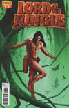 Cover for Lord of the Jungle (Dynamite Entertainment, 2012 series) #8 [Cover B]
