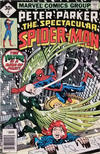 Cover for The Spectacular Spider-Man (Marvel, 1976 series) #4 [Whitman]
