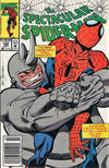 Cover Thumbnail for The Spectacular Spider-Man (1976 series) #190 [Newsstand]
