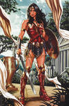 """Cover for Justice League (DC, 2018 series) #1 [Comic Sketch Art Mark Brooks """"Costumed"""" Virgin Cover]"""