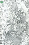 Cover for Justice League (DC, 2018 series) #2 [Jim Lee Pencils Only Variant Cover]