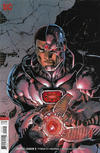 Cover Thumbnail for Justice League (2018 series) #5 [Jim Lee & Scott Williams Variant Cover]