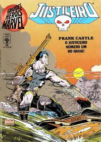 Cover Thumbnail for Grandes Heróis Marvel (Editora Abril, 1983 series) #34