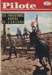 Cover Thumbnail for Pilote (Dargaud, 1960 series) #18