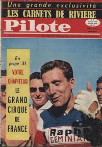 Cover Thumbnail for Pilote (Dargaud, 1960 series) #19