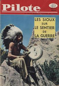 Cover Thumbnail for Pilote (Dargaud, 1960 series) #20